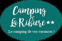 Camping ** La Ribière à Annot, Alpes-de-Haute-Provence Logo