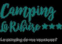 Camping *** La Ribière à Annot, Alpes-de-Haute-Provence Logo